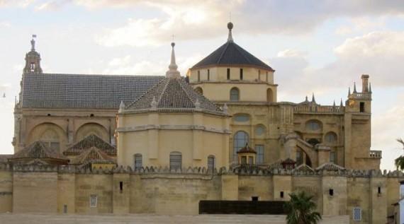 Podemos cathédrale Cordoue propriété Junte Andalousie