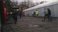 Rixe dans un centre d'accueil pour migrants à Leopoldsburg, Belgique: une Syrienne refusait de porter le voile