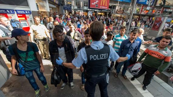 Robert Spaemann aider réfugiés chrétiens crise migrants