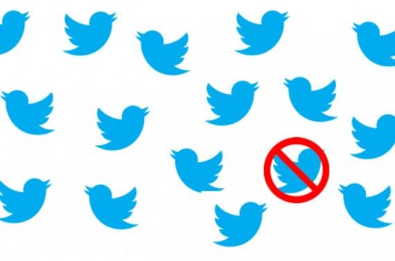 Shadowbanning censure discrète Twitter réseaux sociaux