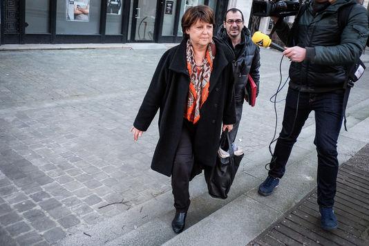 Sortir impasse Aubry Hollande
