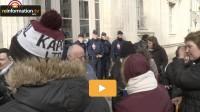 Reportage vidéo exclusif: Rassemblement à Boulogne-sur-Mer pour le procès du Général Piquemal