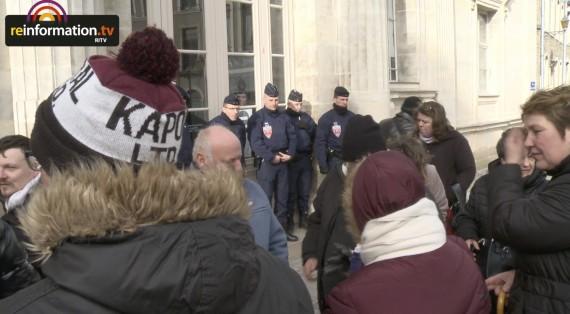 General Piquemal proces Boulogne sur Mer