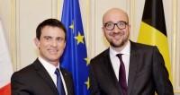 Manuel Valls se prononce pour un pacte européen de sécurité
