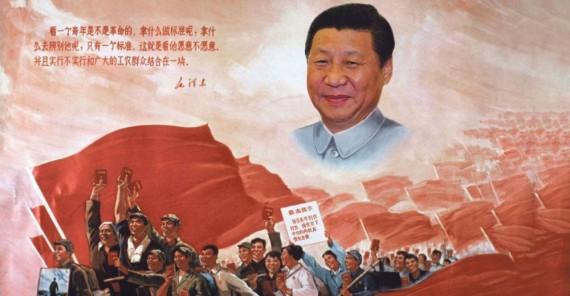 Xi Jinping coeur Parti Chine idéologie