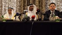 Un accord de pays de l'OPEP et de la Russie pour geler la production de pétrole peine à mettre fin à la baisse des cours du brut