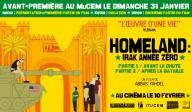 DOCUMENTAIRE<br>Homeland&nbsp;: Irak année zéro ♥♥♥