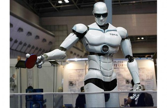 robots chômage emplois loisirs 2045 Moshe Vardi