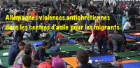 Multiplication de la violence contre les chrétiens, les homosexuels et les femmes dans les centres d'asile pour migrants en Allemagne
