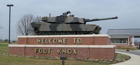 Allemagne Fort Knox Crise Vide