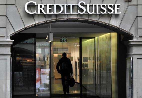 Crédit suisse euro explosion