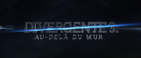 Divergente 3 delà mur science fiction film saga
