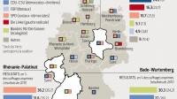 Elections en Allemagne sur fond de migrants: la poussée de l'AFD antisystème laisse le système indemne