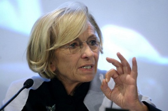 Emma Bonino pape François grands oubliés Italie