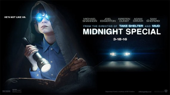 Midnight Special Science fiction film