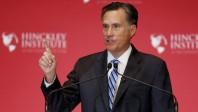 Le républicain Mitt Romney contre l'anti-Système Donald Trump