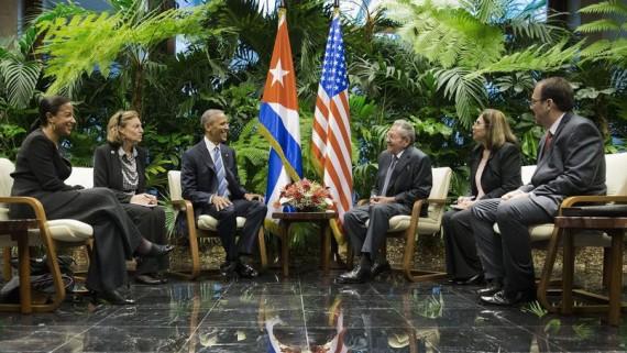 Obama Légitime Castro Cuba Droits homme