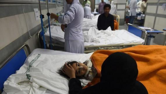 Pakistan tue chrétiens