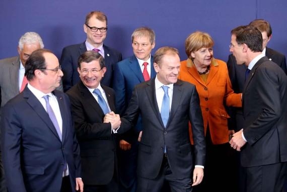 Sommet migrants avantages Turquie