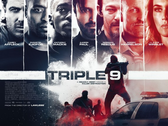Triple 9 Policier film