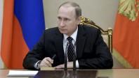 Vladimir Poutine annonce que la Russie peut décider du redéploiement de ses forces vers la Syrie si nécessaire