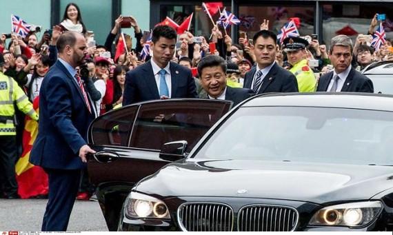 armée chinoise capacités proactives Xi Jinping