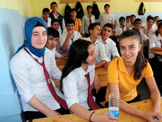 gouvernement turc promotion martyre enfants