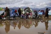 Le président de la Macédoine annonce l'arrivée de 20 millions de migrants