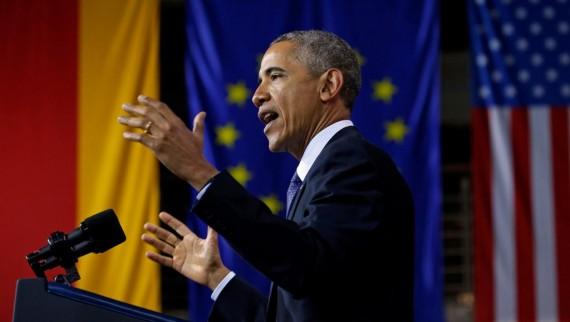 Allemagne Obama TTIP accord libre-échange Union européenne