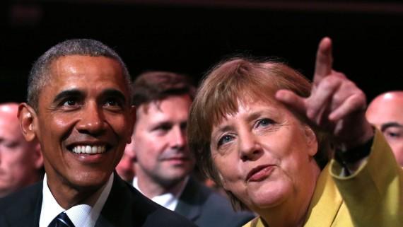 Allemagne Obama TTIP accord libre échange Union européenne