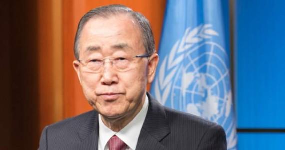 Ban Ki moon Occident accueillir davantage réfugiés