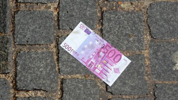 Banque Centrale européenne supprimer billet 500 euros