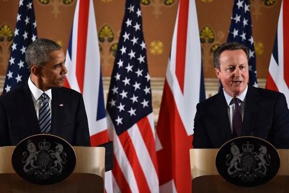 Brexit Obama menace Royaume Uni