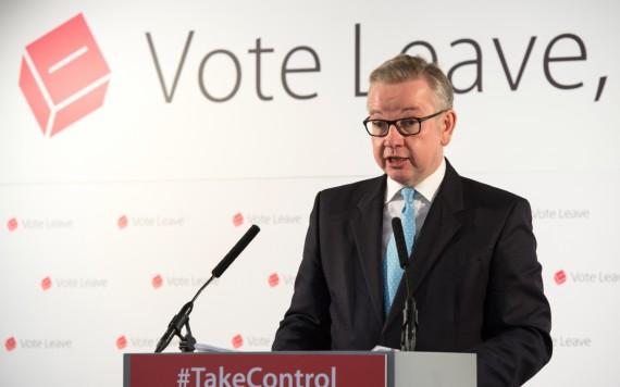 Brexit libération peuples Europe Michael Gove