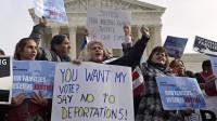 La Cour suprême des Etats-Unis se penche sur les décisions de régularisation des clandestins d'Obama