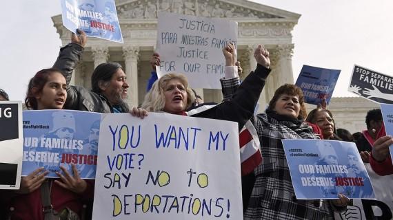 Cour suprême Etats Unis régularisation clandestins Obama