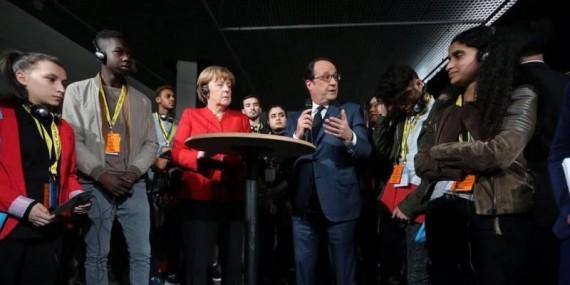 Crise migratoire espoir Merkel Hollande bon marché
