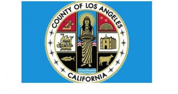 Croix Los Angeles logo illégale