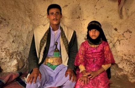 Enfants mariés Scandinavie centre accueil migrants