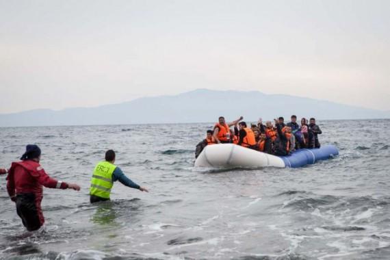 France policiers frontière européenne Grèce