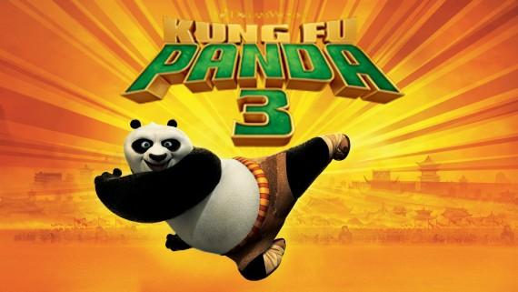 Kung Fu Panda 3 comédie action enfants dessin animé