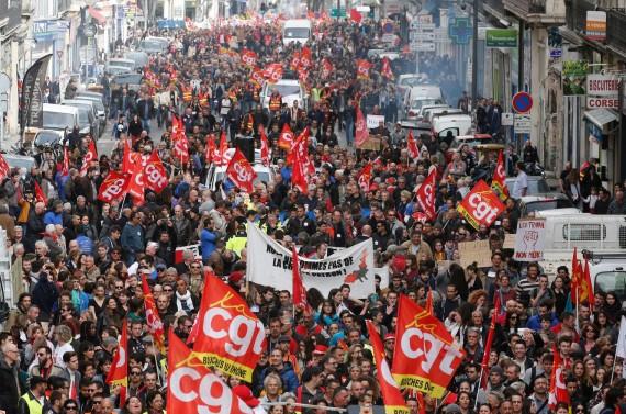 Loi Travail France Ruine Capital Gouvernement