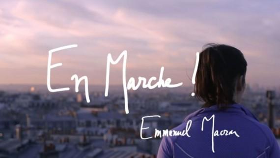 Macron mouvement politique