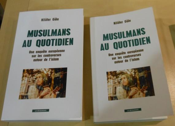 Musulmans au quotidien de Nilufer Gole