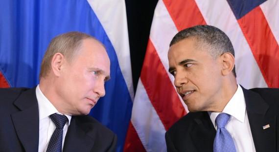 Poutine Obama soutien évolution Syrie