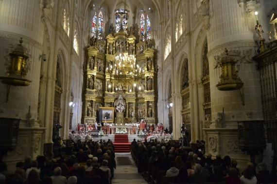 Prêtre béatifié guerre civile espagnole samedi