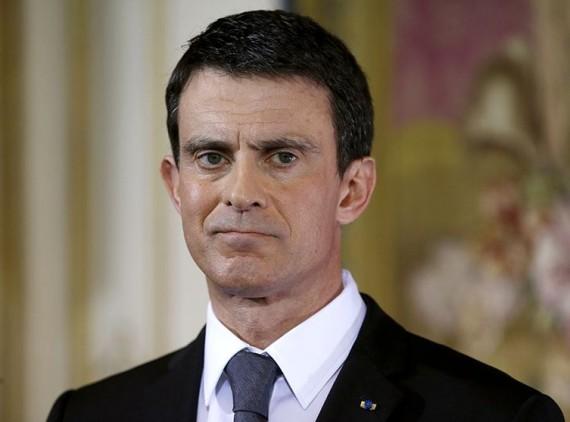 Regrets Valls Algérie