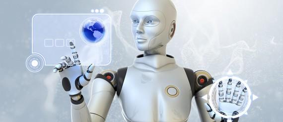 Robots Anglais Mariage Machine Jeunes Monde