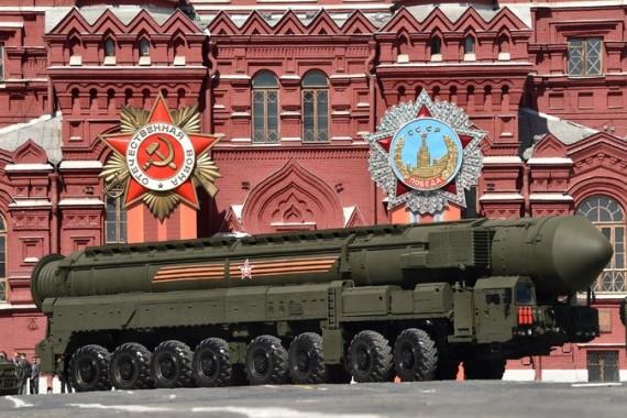 course armes nucléaires poche Etats Unis Russie Chine