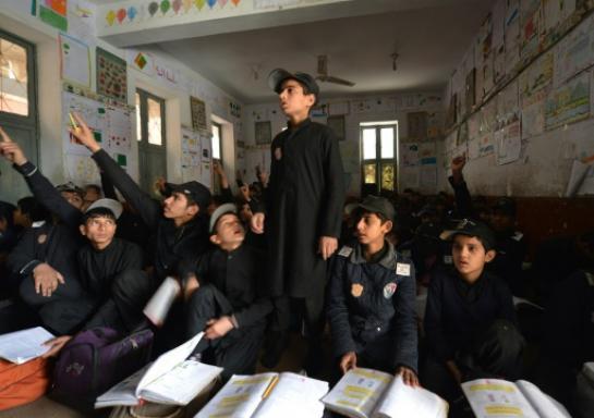 manuels scolaires Pakistan haine chrétiens
